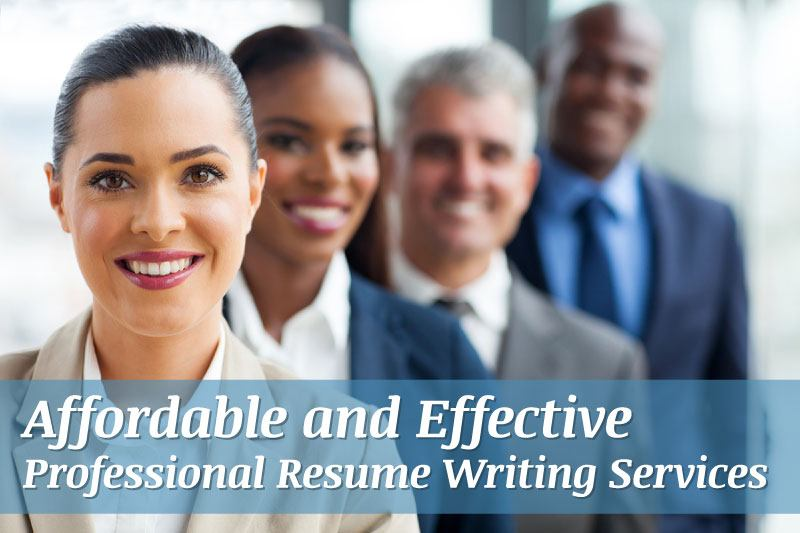Affordable And Effective Professional Resume Writing Services